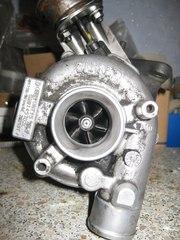 Турбина от мотора 1.9 TDI,   Ауди A6