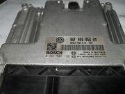 Блок управления (ЭБУ) двигателя 06F 906 056 AM Фольксваген Пассат B6