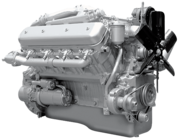 Двигатели ЯМЗ-238,  ЯМЗ-236,  ЯМЗ-240 проектной сборки